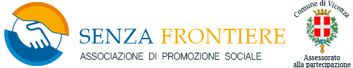 Senza Frontiere Logo